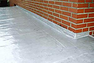 Garagenflachdach Abdichten Reparieren Sanieren Renovieren Garagendachsanierung Garagendachabdichtung