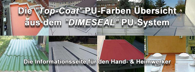 Gut bekannt Bitumendach Sanierung Farbe - Schweißbahn Pappdach farbig sanieren. RI16